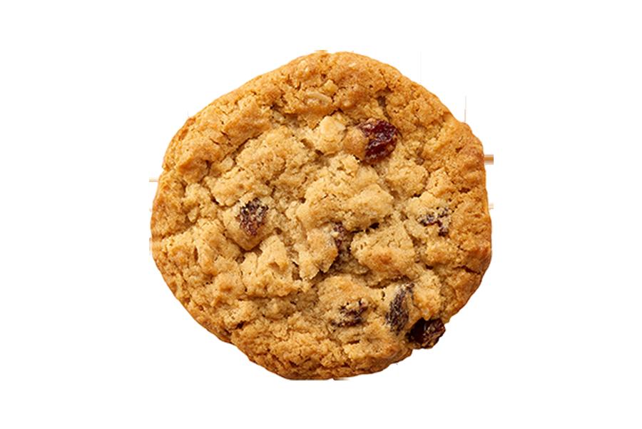 Chocolate Chip And Oatmeal Raisin Cookies