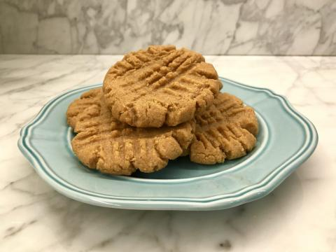 National Peanut Butter Cookie Day Recipe