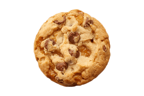 Butter Toffee Crunch Cookie