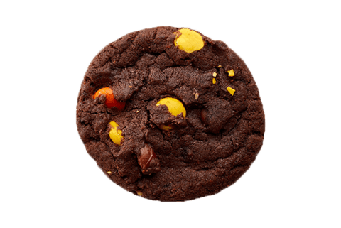 Chocolate Reese's Pieces Cookie